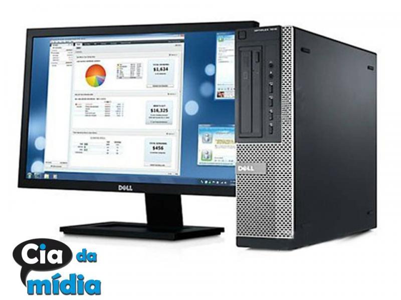 Cia da Mídia - Computador Dell (Desktop)