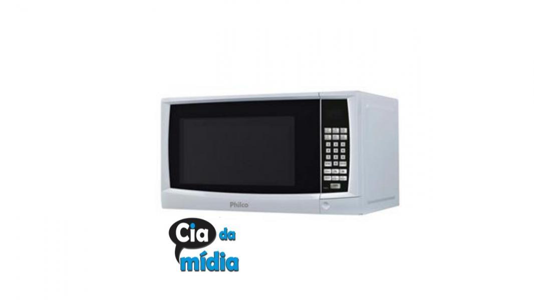 Cia da Mídia - Microondas Philco  Pms 18L