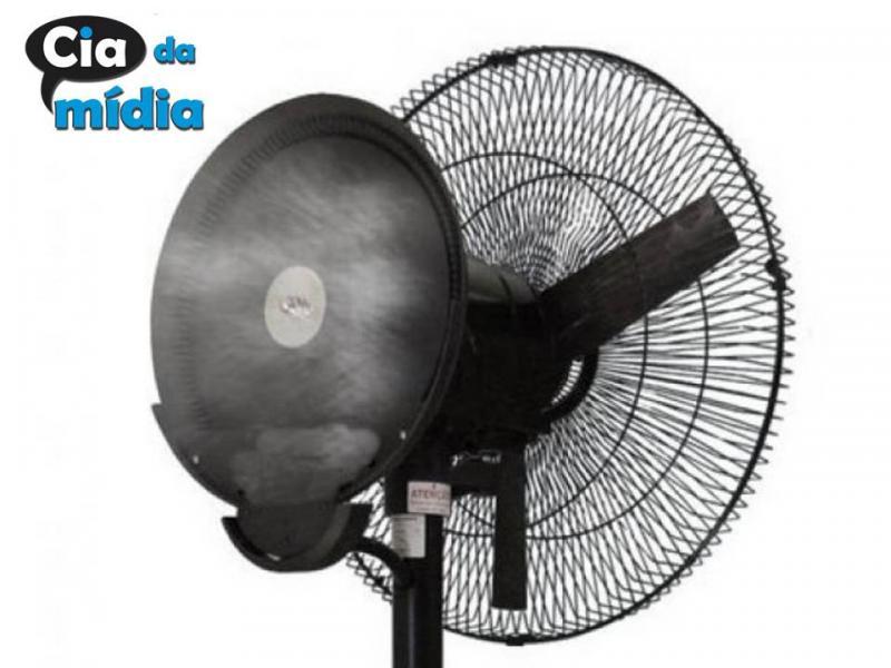 Cia da Mídia - Climatizador de ar