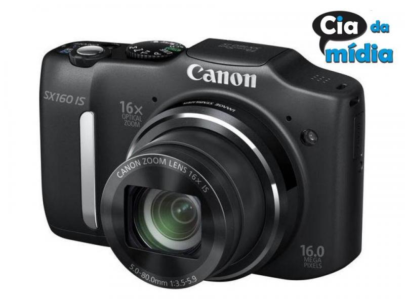 Cia da Mídia - Máquina fotográfica digital