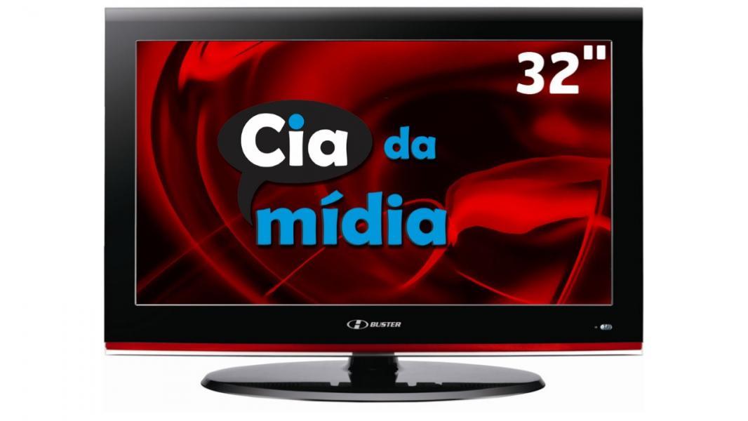 """Cia da Mídia - TV  LCD 32"""""""
